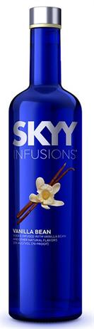 Skyy Vodka Infusions Vanilla Bean